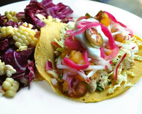 Fish Taco Done