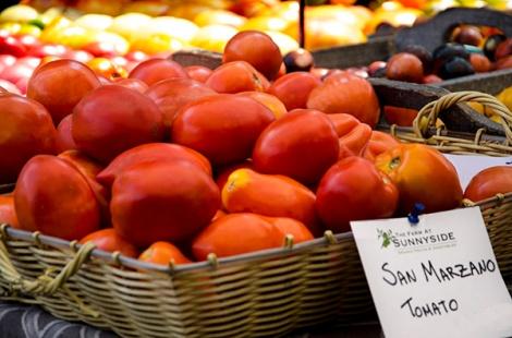 San Marzano Tomatos