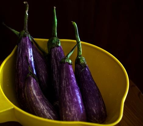 eggplant-caponata lebonese