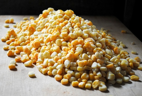 Corn for corn Pudding