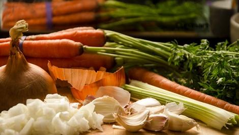Mushroom Barley Soup Lee and Lou Cook