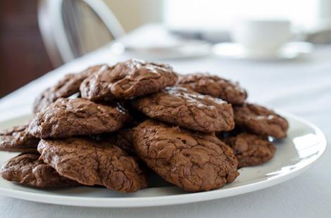 Lee's Birthday Mocha Cookies