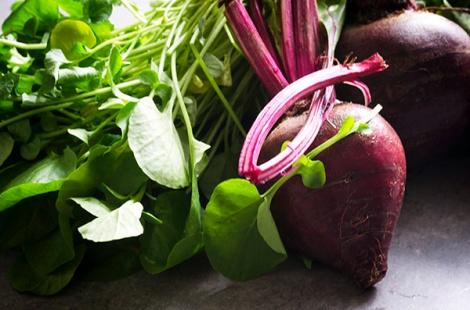 Layered Beet Salad