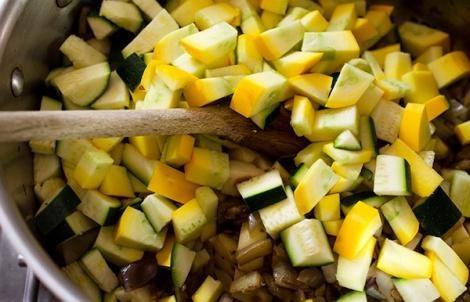 Summer Vegetable Stew