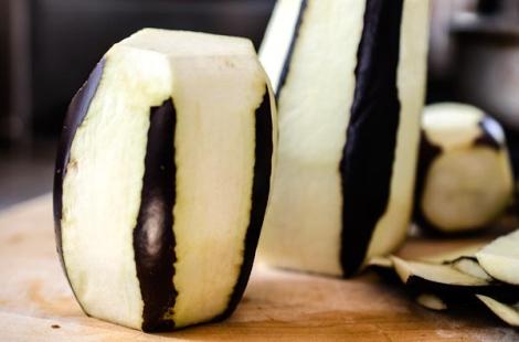 Eggplant Sandwiches